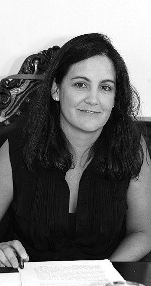 Almudena Domingo, abanderada de las fiestas de San Juan de 2012