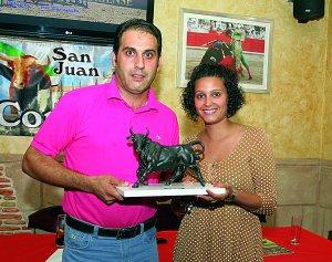'Ventanero' gana el trofeo 'Sangre Brava' al toro mejor presentado