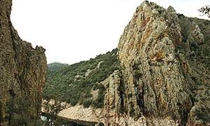 La ruta del 'Cerro Gimio' reúne a 55 participantes