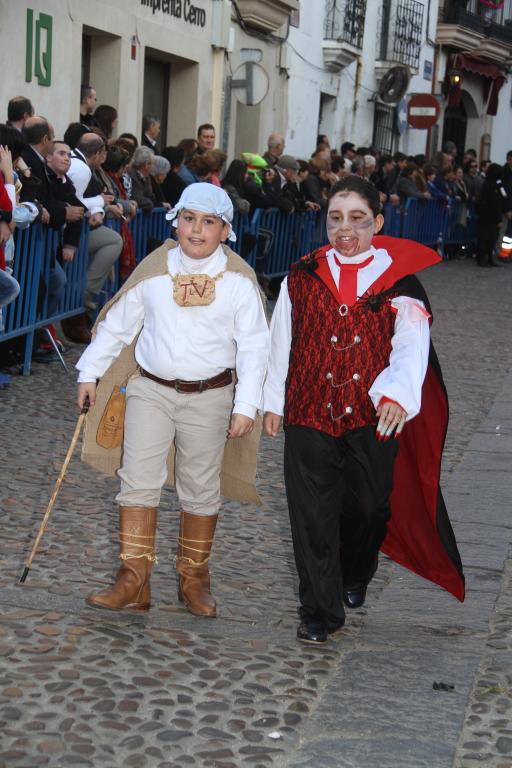 carnaval coria 2012