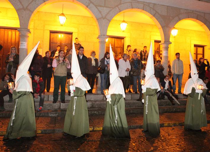 Semana Santa Coria 2012