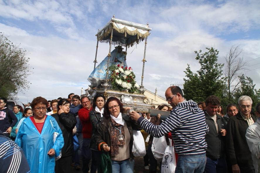 Virgen de Argeme -Coria-