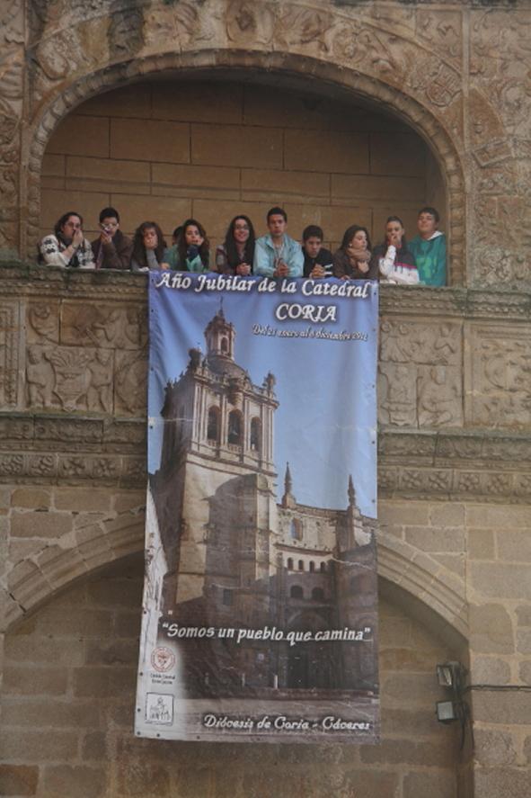 Virgen de Argeme -Coria-2012