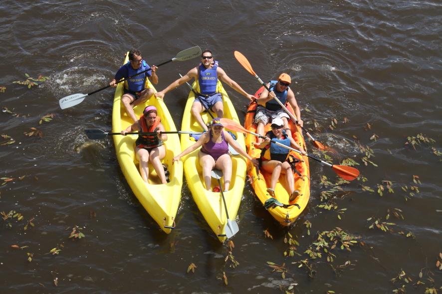 V Descenso Río Alagón