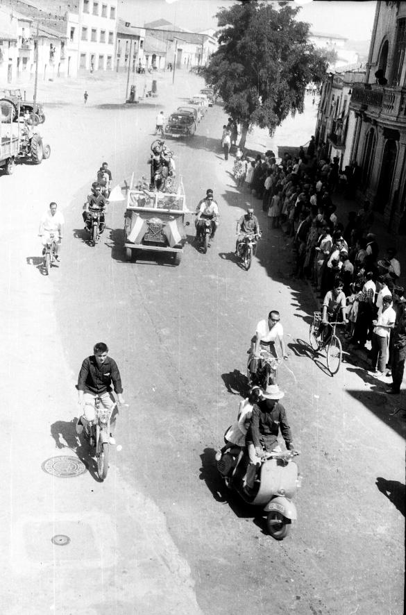 San Cristóbal Años 60