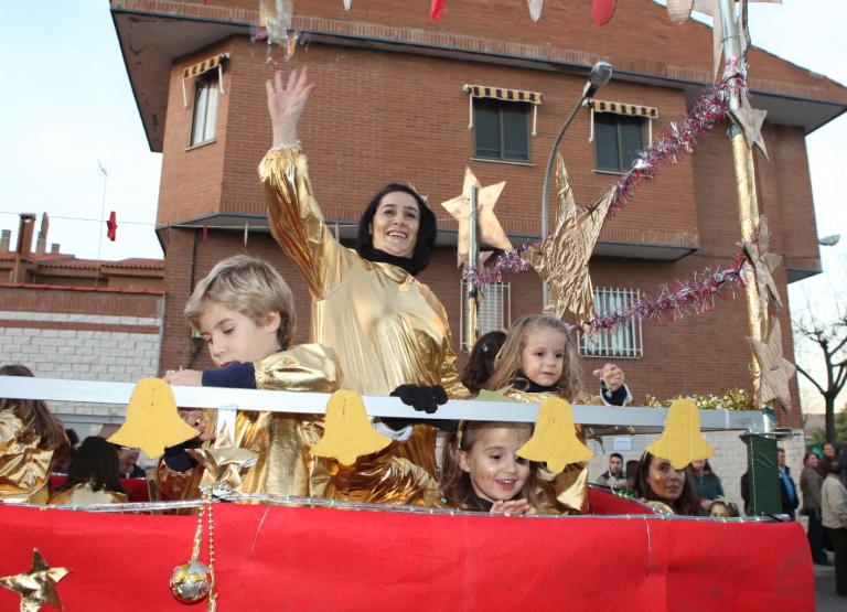 Cabalgata de Reyes Coria 2013