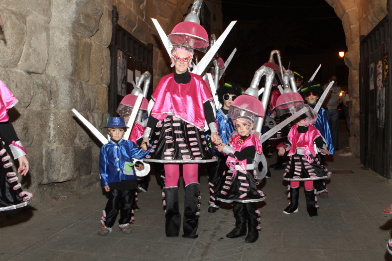 Coria Carnaval 2013